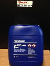 20 LTR CONCENTRATED BLUE ANTIFREEZE - 20 LITRE 20L  NEW