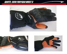 Gants cuir furygan racing carbone taille XXXL 1000 CBR REPSOL ktm rc8 duke 990
