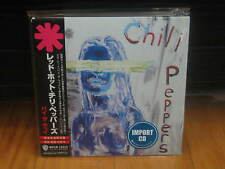 RED HOT CHILI PEPPERS BY THE WAY RARE OOP JAPAN MINI-LP CD