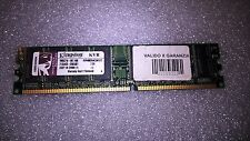 Memoria DDR Kingston KVR400X64C3A/512 512MB PC3200 400MHz CL3 184 Pin