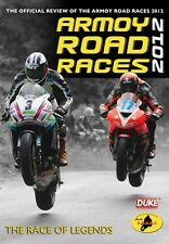 Armoy Road Races - Official Review 2012 (New DVD) Motorcycle sport