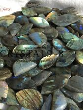 20-28 Natural Labradorite Pendant Gemstone Flash 1/2lb stones Healing Wholesale
