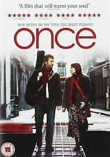Once 2008 Glen Hansard, Markéta Irglová, Hugh Walsh, Gerard NEW SEALED UK R2 DVD