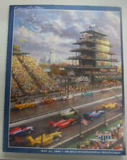 500 Mile International Sweepstakes Magazine Cody Unser 061715R2