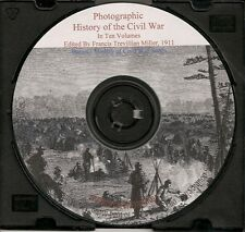 Photographic History of the Civil War - 10 Volumes
