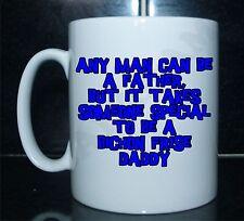 Ogni uomo può essere un padre qualcuno di speciale per essere un BICHON FRISE 'papà tazza stampata
