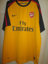 "Arsenal 2008-2009 Away Football Shirt Size Extra Large 45""-47"" /6836"