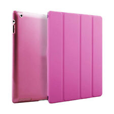 Slim Leather Case Smart Cover Stand For Apple iPad 2 3 4 Mini Air 1 2 Pro 9.7""