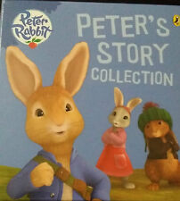 PETER RABBIT FROM TV SERIES PETER'S STORY COLLECTION 5 BOOKS IN BOX SET NEW