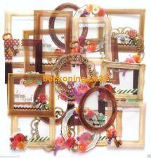 Love Travel France Flower Rose Photo Frame Sticker 40 Scrapbook MIND WAVE JAPAN