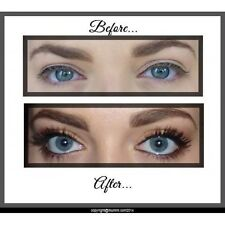 Lash Extending Mascara Black Lengthening Fibres False Eyelashes illummi Younique
