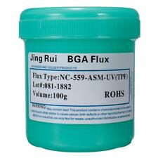 100g NC-559-ASM BGA Reballing Soldering Paste Flux Grease No Clean Lead Free