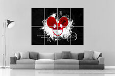 DEADMAU5 MIXER DJ Wall Art Poster Grand format A0 Large Print