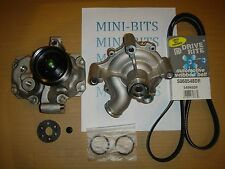 MINI Cooper S Supercharger SNOUT KIT + NEW WATER PUMP (ONLY SNOUT KIT IN STOCK!)