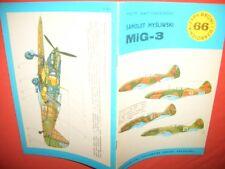 Profileheft Typy Broni TBiU 66, MiG-3