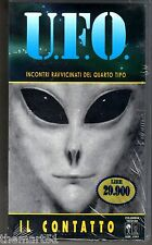 U.F.O. Il Contatto (1992) VHS  Columbia Video - NEW cellofanata