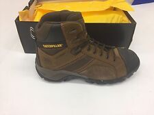 Caterpillar Men's Size 8.5 Composite Toe Boots.  Brand New!  Safety Work Cat