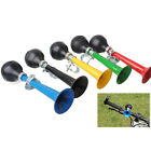 Bicycle Bike Metal Air Horn Hooter Loud Sound Bell Rubber Squeeze Bulb New