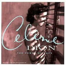 Power of Love / No Living Without Loving You Celine Dion MUSIC CD
