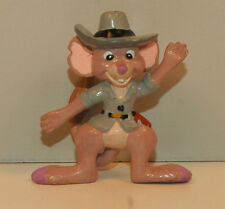"RARE 1990 Jake 2"" PVC Action Figure Applause Disney The Rescuers Down Under"