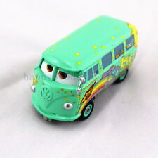 Disney Pixar Cars 1:55 Diecast FillMore Bus Metal Car Kid Xmas Toy Gift