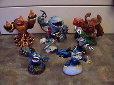 SKYLANDERS Giants: 8 figures - also work Swap, Trap, Supercharge & Imaginators