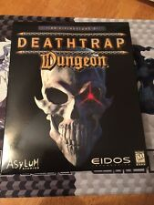 1998 Deathtrap Dungeon by Eidos * PC * New and Sealed