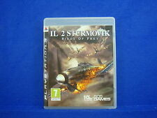 ps3 IL 2 STURMOVIK Birds Of Prey PAL Flight Combat Sim