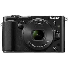 Nikon 1 V3 Mirrorless Digital Camera with 10-30mm Lens