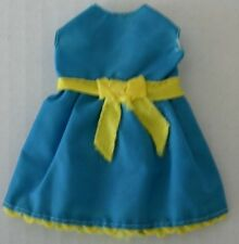 Skipper Young Ideas Blue Dress Yellow Trim #1513 Sears Exclusive Vintage Barbie