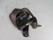 1999 - 2001 PONTIAC MONTANA RIGHT REAR 3RD ROW SEAT BELT RETRACTOR BROWN  OEM