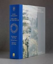 The Lord of the Rings : Illustrated Slipcased Edition by J.R.R. Tolkien Hardcove