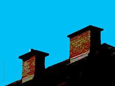 MARIO STRACK - The Roof is on Top1 limitiert Fotografie Original sign.Bilder art