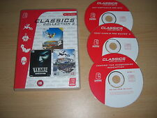 Classics Collection 2 Inc Vampire Masquerade Redemption + Pro BMX + Pro Skater 2