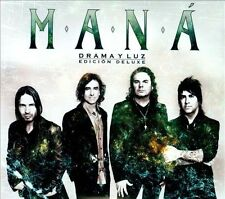 Drama y Luz Deluxe Edition Mana CD + DVD Set Sealed ! New ! 2011