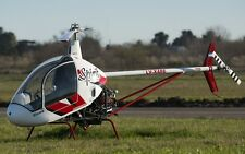 Heli-Sport CH-7 Cicare Spirit Tandem Helicopter Model Replica SML Free Shipping