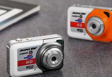 Smallest in the World Mini X6 HD DV DVR SPY Camera recorder video 32GB TF
