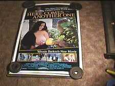 HERE COMES ANOTHER ONE 1984 ROLLED SS 27X41 ORIG MOVIE POSTER CANDID CAMERA SEXY