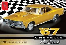 AMT [AMT] 1:25 1967 Chevy Chevelle Pro Street Model Kit AMT876