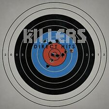 THE KILLERS CD - DIRECT HITS (2013) - NEW UNOPENED - ROCK