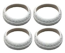Pentair Letro Legend/Truck LLC1PM Pool Cleaner Tire 4 Pack