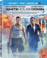 White House Down (Two Disc Combo: Blu-ra Blu-ray