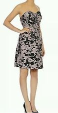 NEW + COAST + MIRAH JACQUARD DRESS + RRP £195 + SIZE UK 10