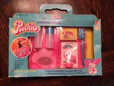 Vintage 1982 Mattel Poochie For Girls Overnighter Box Sealed Poochie Stamp