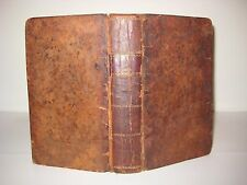RARE 1745 TREATISE ON FOOD WINE BEER CHEESE HOMEOPATHIC MEDICAL HERBAL c @ $1500