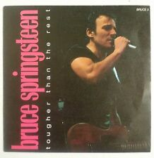 "Bruce Springsteen Tougher Than The Rest Single 7"" UK 1988"