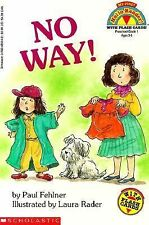 My First Hello Reader!: No Way! by Paul Fehlner (1996, Hardcover)