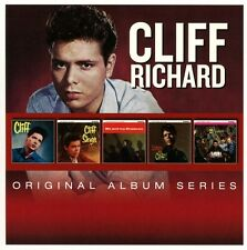 CLIFF RICHARD - ORIGINAL ALBUM SERIES  5 CD NEU