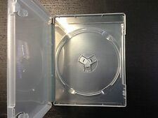 10 PS3 Game Clear Single Disc Case Blu Ray Logo Playstation 3 Outer Sleeve 14mm
