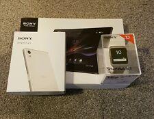 Sony Xperia Z5, Sony Xperia tablet and Sony smartwatch 3 bundle